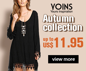 Yoins.com Autumn Collection