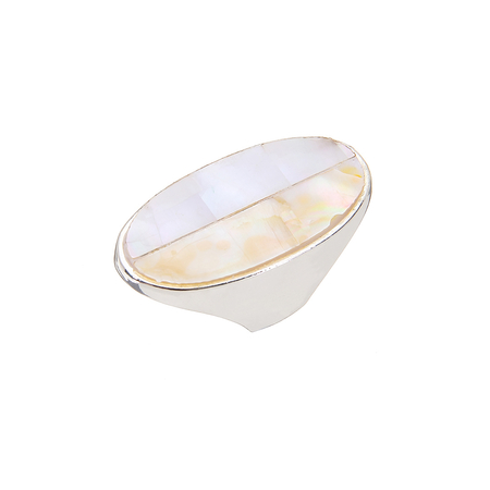 Multicolor Shell Ring