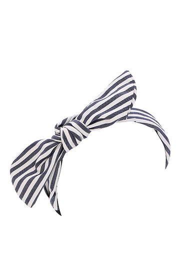 Stripe Print Headband