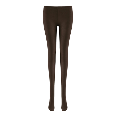 Coffee 120 Denier Tights