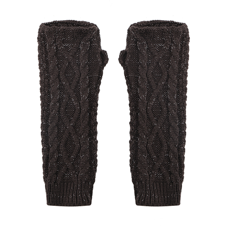 Long Arm Warmer Gloves