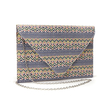 Zigzag Pattern Design Clutch Bag
