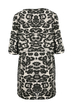 T-Shirt Dress with All-over Print