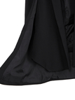Black Drape Cape Blazer
