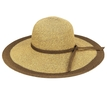 Sun Visor Wide Brim Floppy Straw Hat for Holiday Traveling