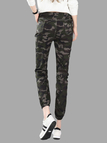 Fashion Camouflage Pattern Trousers