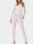White Fitted Waistband Jumpsuit