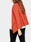 Plus Size Lapel Collar Blazer Coat