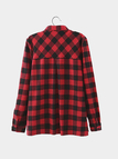 Casual Check Long Sleeve Shirt