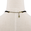 Tinkle Bell Pendant Choker Necklace