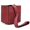 Square Mini Shoulder Bag in Red