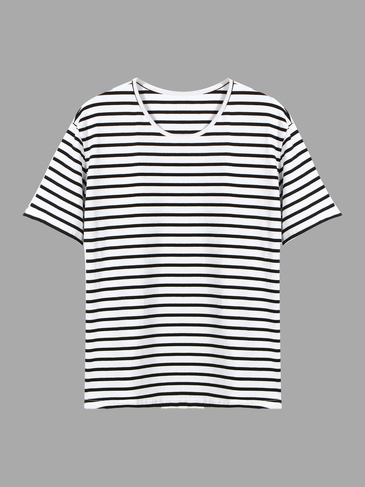 Stripped T-shirt