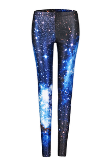 Леггинсы с All Over Galaxy Print