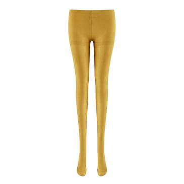 Yellow 120 Denier Tights