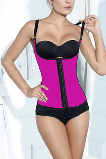 Roseo Vest Corset with Shoulder Strap