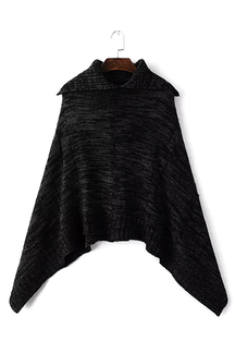 Knitted Cape Top