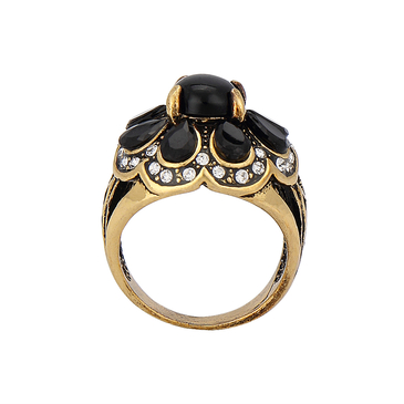Retro Filigree Ring