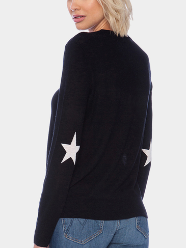 Star Long Sleeve Jumper