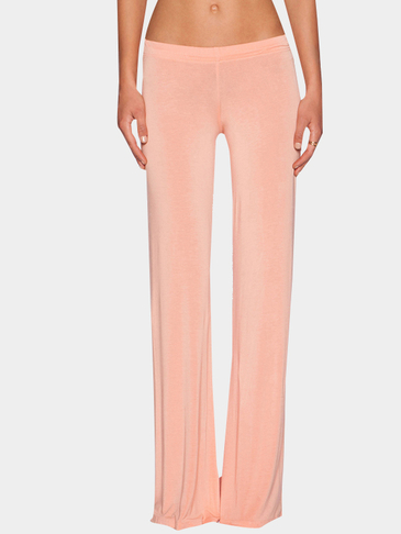 Fashion Low Waist Wide Leg Trousers