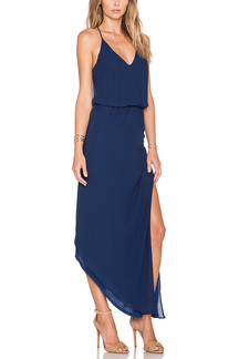 Cami Maxi Chiffon Dress