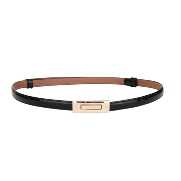High-shine Adjustable Belt