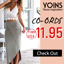 Yoins.com Suits Co-ords