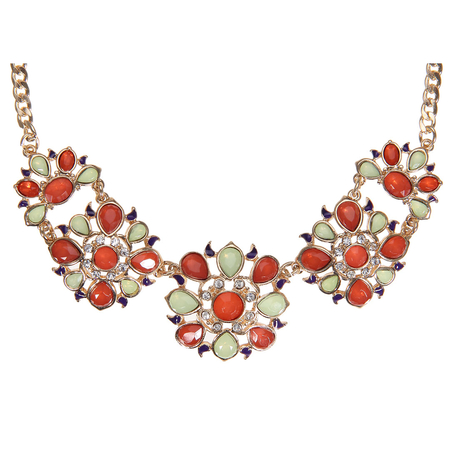 Red Jewelry Necklace