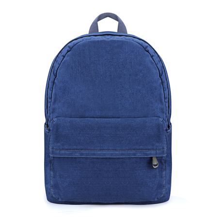 Sac à dos Denim en bleu