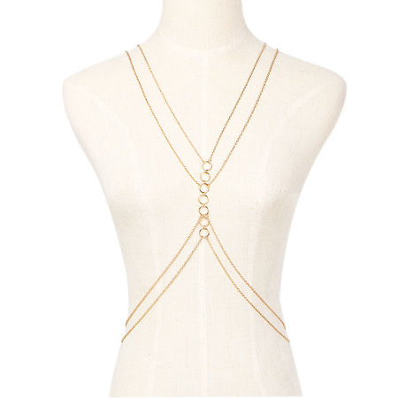 Double Layered Body Chain