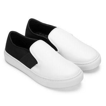 Contraste Couleur Causal style Slip-on Mocassins