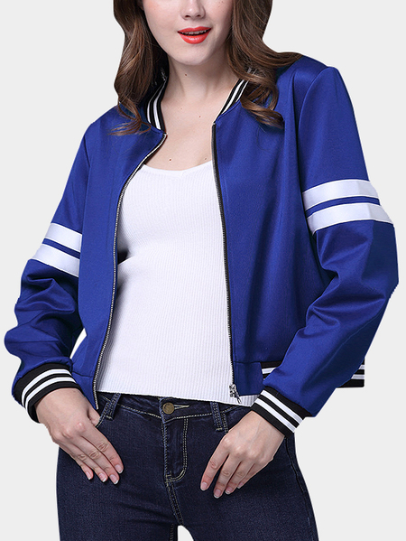Long sleeves Causal Jacket