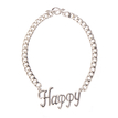 HAPPY Choker Necklace