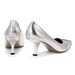 Sliver Heeled Shoes