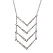 Collier Choker Angle Multirow