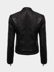 Artificial Leather Biker Jacket