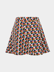 Skirt in Geometric Pattern