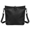 Carving Embellished Shoulder Bag in Black