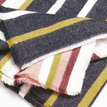 Colorful Stripe Pattern Trendy Design Scarf