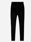 Black Street Skinny Ripped Jeans