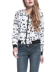 Casual Random Geometrical Pattern Jacket