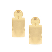 Festival Gold Plated Stud Earrings Set
