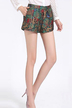 Shorts in Baroque Jacquard