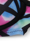 Fantasy Colour Pattern Bikini Set