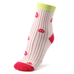 Stripe & Snout Crew Socks
