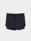 Double-lined Loose Large Size Yoga Running Shorts