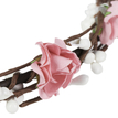 Wedding Rose Flower Garland Headwear