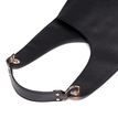 Black Fashion PU Leather Shoulder Bag