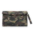 Camouflage Printing Fold Over Shoulder Bag