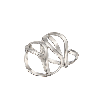 Wrapped Cage Ring
