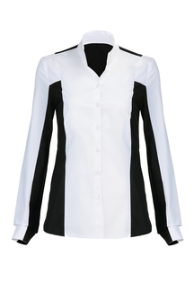 Relaxed Shirt in Color Block